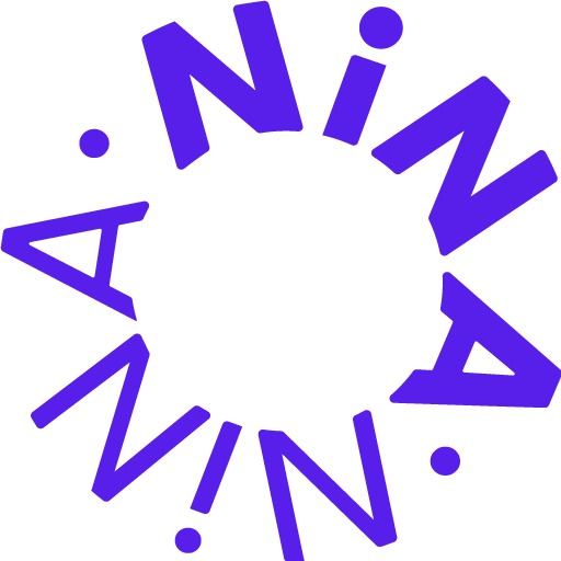NiNAPosadas Logo Blue